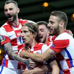 Luka Modric fires Croatia into EURO knockout stages as Scotland exit