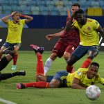 Understrength Venezuela shut out Colombia to 0-0 draw in Copa America