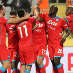 Napoli recover to win 2-1 and maintain Serie A perfect start